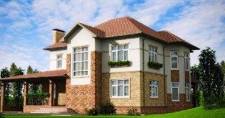 Фасадные работы Тольятти цена от 267 руб. м2